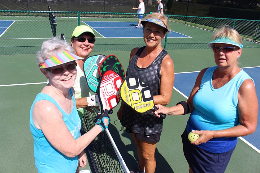 Pickleball Friends