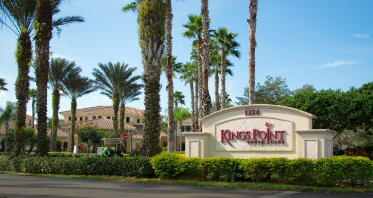 Kings Point, South Club, Community, Luxury Retirement