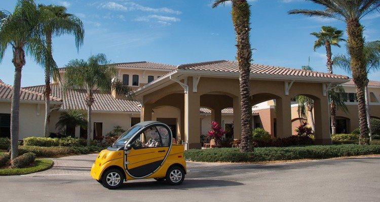 Kings Point, Luxury Retirement, Golf Cart, Private Roads