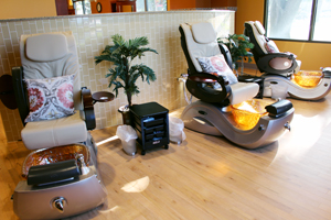 Kings Point, Luxury Retirement, Serenity Spa and Salon, Full Spa Service, Manicure, Pedicure